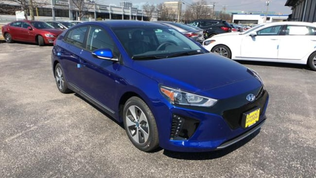 New 2019 Hyundai Ioniq EV Electric Hatchback in Stamford, CT
