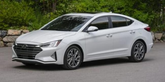 New 2019 Hyundai Elantra Limited Sedan in Stamford, CT