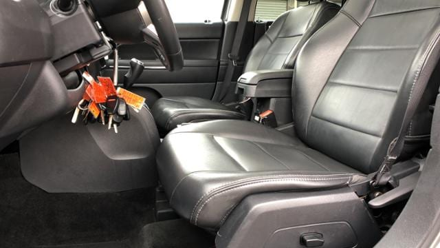 Used 2013 Jeep Compass SUV Mineral Gray For Sale in Stamford