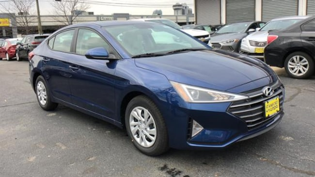 New 2019 Hyundai Elantra SE Sedan Danbury, CT