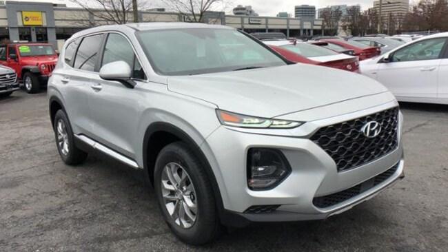 New 2019 Hyundai Santa Fe SE 2.4 SUV in Stamford, CT