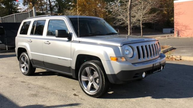 Used 2015 Jeep Patriot SUV Billet Silver For Sale in Stamford CT