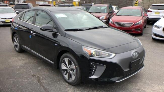 New 2019 Hyundai Ioniq EV Limited Hatchback Danbury, CT