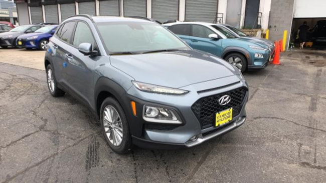 New 2019 Hyundai Kona SEL SUV Danbury, CT