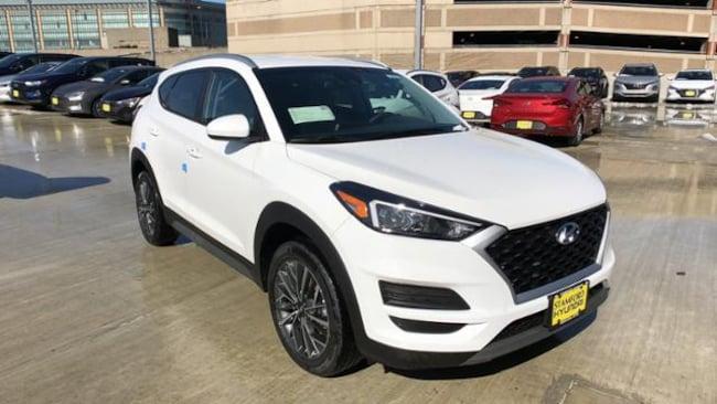 New 2019 Hyundai Tucson SEL SUV in Stamford, CT