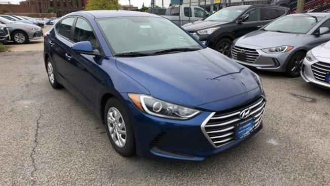Certified 2017 Hyundai Elantra SE Sedan in Stamford, CT