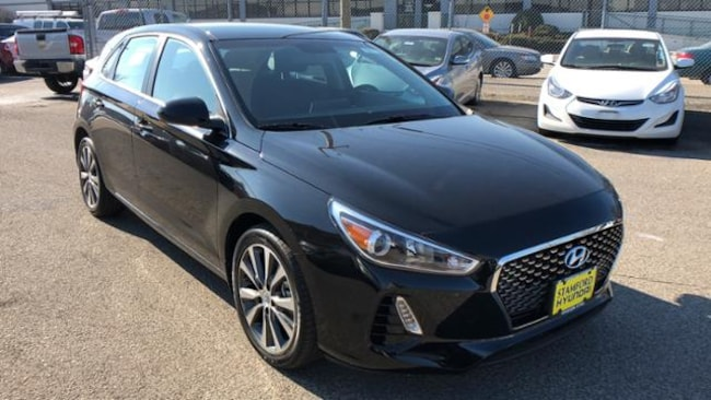 New 2018 Hyundai Elantra GT Base Hatchback in Stamford, CT
