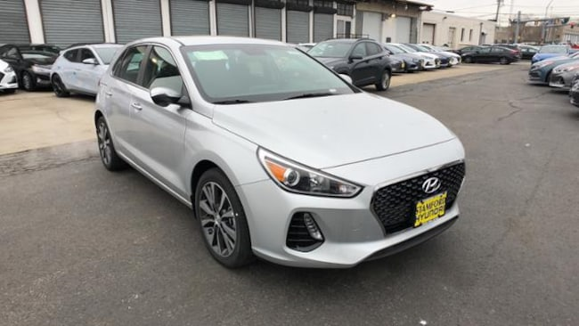 New 2018 Hyundai Elantra GT Base Hatchback in Stamford, CT