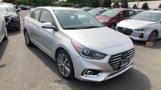Certified 2019 Hyundai Accent Limited Sedan in Stamford, CT