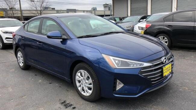 New 2019 Hyundai Elantra SE Sedan in Stamford, CT