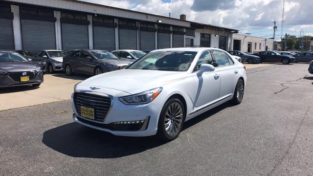 2018 Genesis G90 5.0 Ultimate Sedan