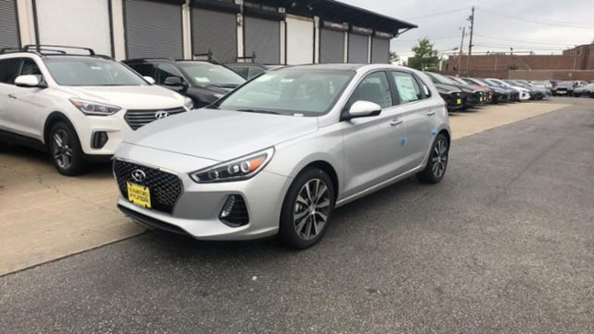 New 2018 Hyundai Elantra GT Base Hatchback Danbury, CT