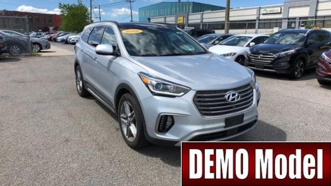 New 2018 Hyundai Santa Fe Limited Ultimate SUV Danbury, CT