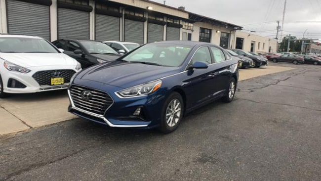 New 2019 Hyundai Sonata SE Sedan Danbury, CT