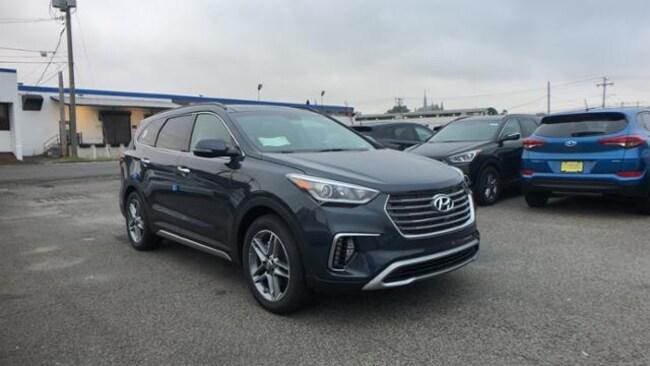 New 2019 Hyundai Santa Fe XL Limited Ultimate SUV Danbury, CT