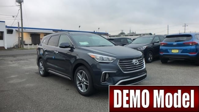 New 2019 Hyundai Santa Fe XL Limited Ultimate SUV Danbury, CT