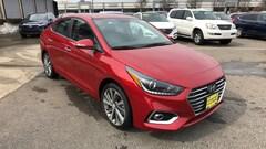 2019 Hyundai Accent Limited Sedan Danbury CT
