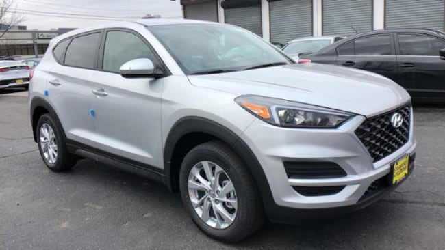 New 2019 Hyundai Tucson SE SUV Danbury, CT