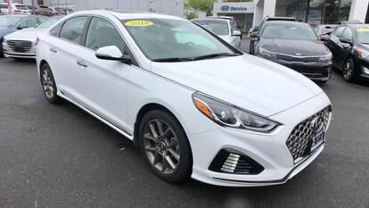 Used 2018 Hyundai Sonata For Sale In Stamford Ct Near Fairfield