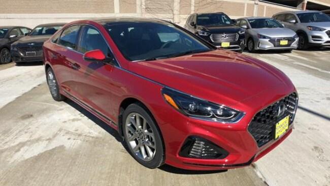New 2019 Hyundai Sonata Limited 2.0T Sedan in Stamford, CT