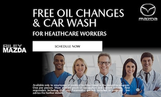 Free Oil Changes & Car Wash For Healthcare Workers