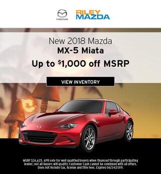 June 2019 MX-5 Miata