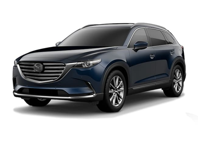 2019 Mazda CX-9 vs. 2019 Chevrolet Trax
