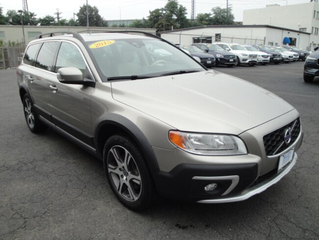 Pre-Owned 2015 Volvo XC70 T6 AWD Premier Plus Wagon for sale in Stamford, CT