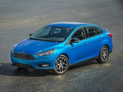 2018 Ford Focus SE Compact Car