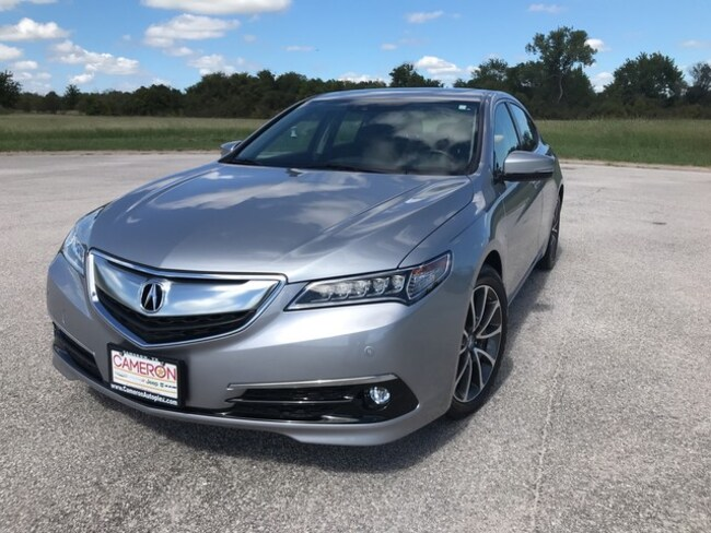 2017 Acura TLX V6 w/Advance Pkg Sedan