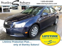 Used 2011 Chevrolet Cruze Sedan in Ellsworth, ME
