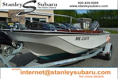 Used 1984 Boston Whaler 17FT in Ellsworth, ME