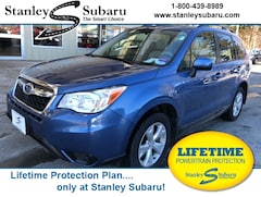 Used 2016 Subaru Forester 2.5i Premium SUV in Ellsworth, ME