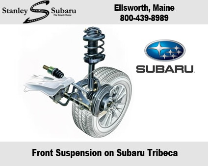Stanley Subaru What Type Of Suspension Do Subaru Vehicles Have
