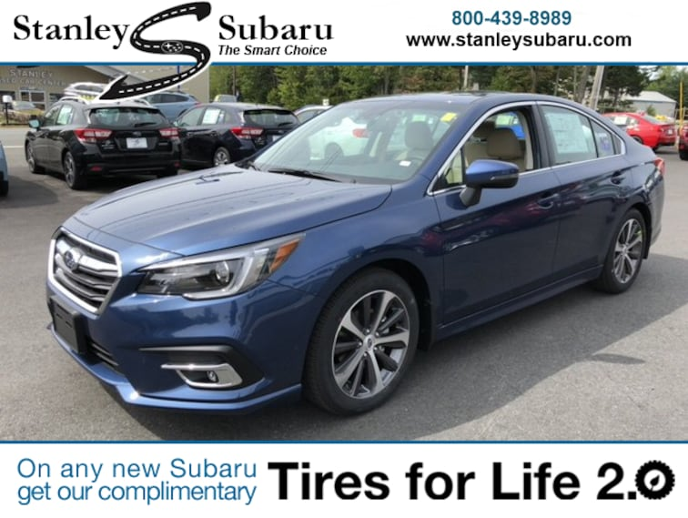 New 2019 Subaru Legacy 2.5i Limited Sedan in Ellsworth, ME