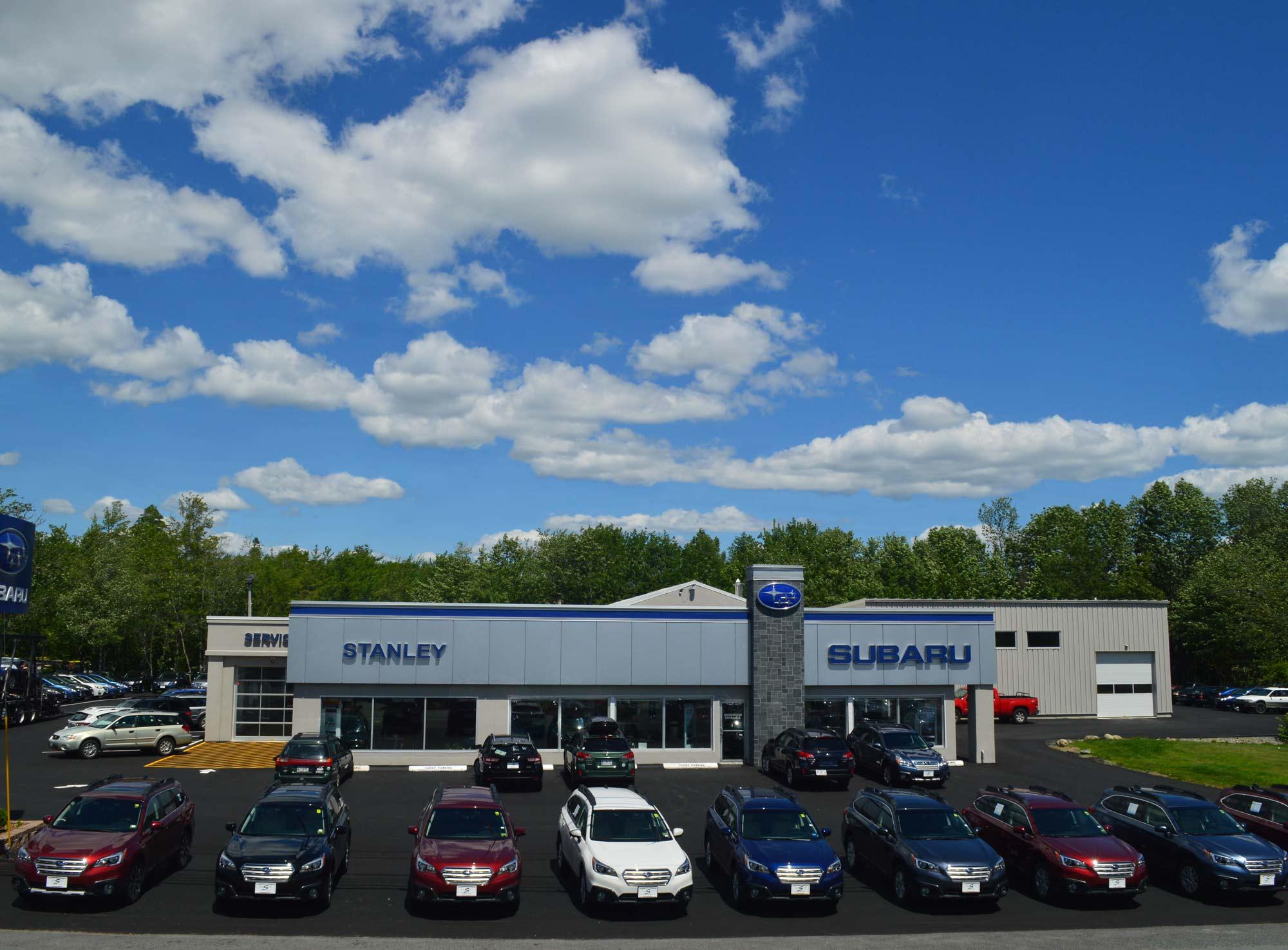 Subaru Dealers Near Me >> Stanley Subaru: Subaru Dealership Ellsworth ME | Near Bangor