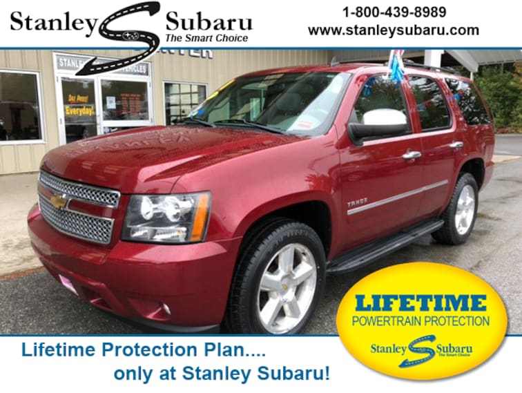Used 2011 Chevrolet Tahoe LTZ SUV in Ellsworth, ME