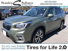 New 2019 Subaru Forester Limited SUV Ellsworth, Maine