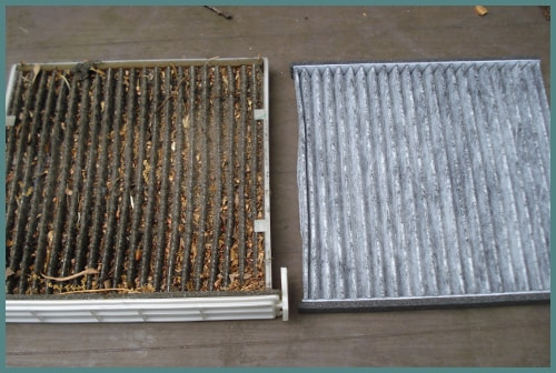 ... Cabin Air Filter Replaced. In ...