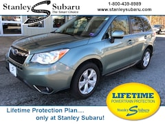 Used 2015 Subaru Forester 2.5i Limited (CVT) SUV in Ellsworth, ME