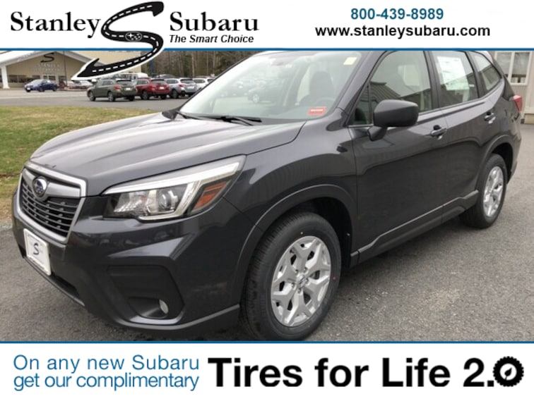 New 2019 Subaru Forester Standard SUV in Ellsworth, ME