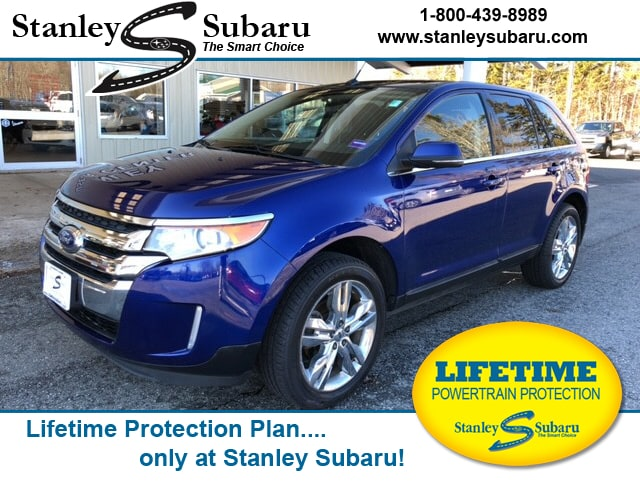 Used  Ford Edge Limited Awd For Sale In Ellsworth Me Vin Fmdkkcdbb