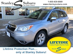 Used 2014 Subaru Forester 2.5i Premium SUV in Ellsworth, ME
