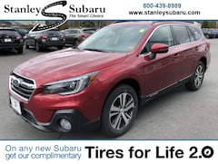 New 2019 Subaru Outback 2.5i Limited SUV in Ellsworth, ME