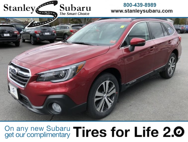 New 2019 Subaru Outback 2.5i Limited SUV in Ellsworth, ME