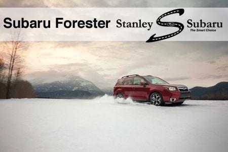 Compare Subaru Outback vs Forester in Ellsworth Maine at Stanley Subaru