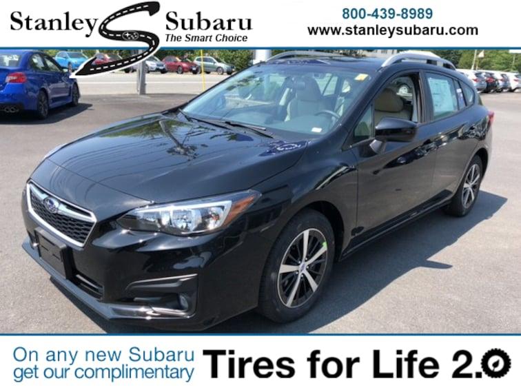New 2019 Subaru Impreza 2.0i Premium 5-door in Ellsworth, ME