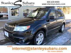 Used 2009 Subaru Forester 2.5X Limited w/Navi SUV in Ellsworth, ME