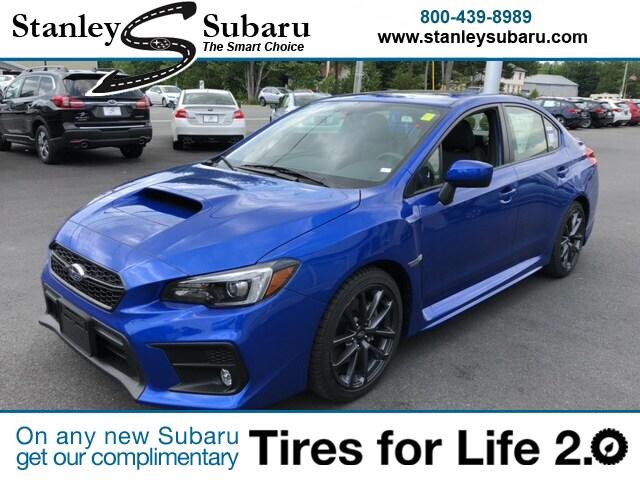 2019 Subaru WRX Limited Sedan Ellsworth, Maine