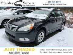 Used 2010 Subaru Outback 2.5i (M6) SUV in Ellsworth, ME